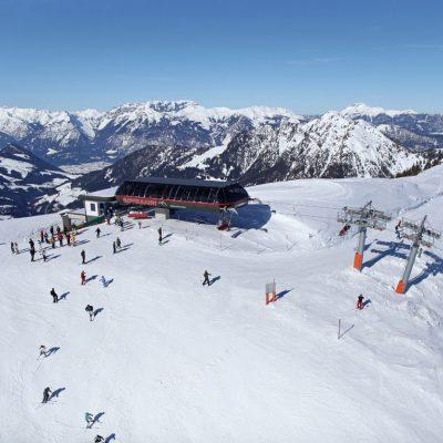 oostenrijkst-wildschonau-ski